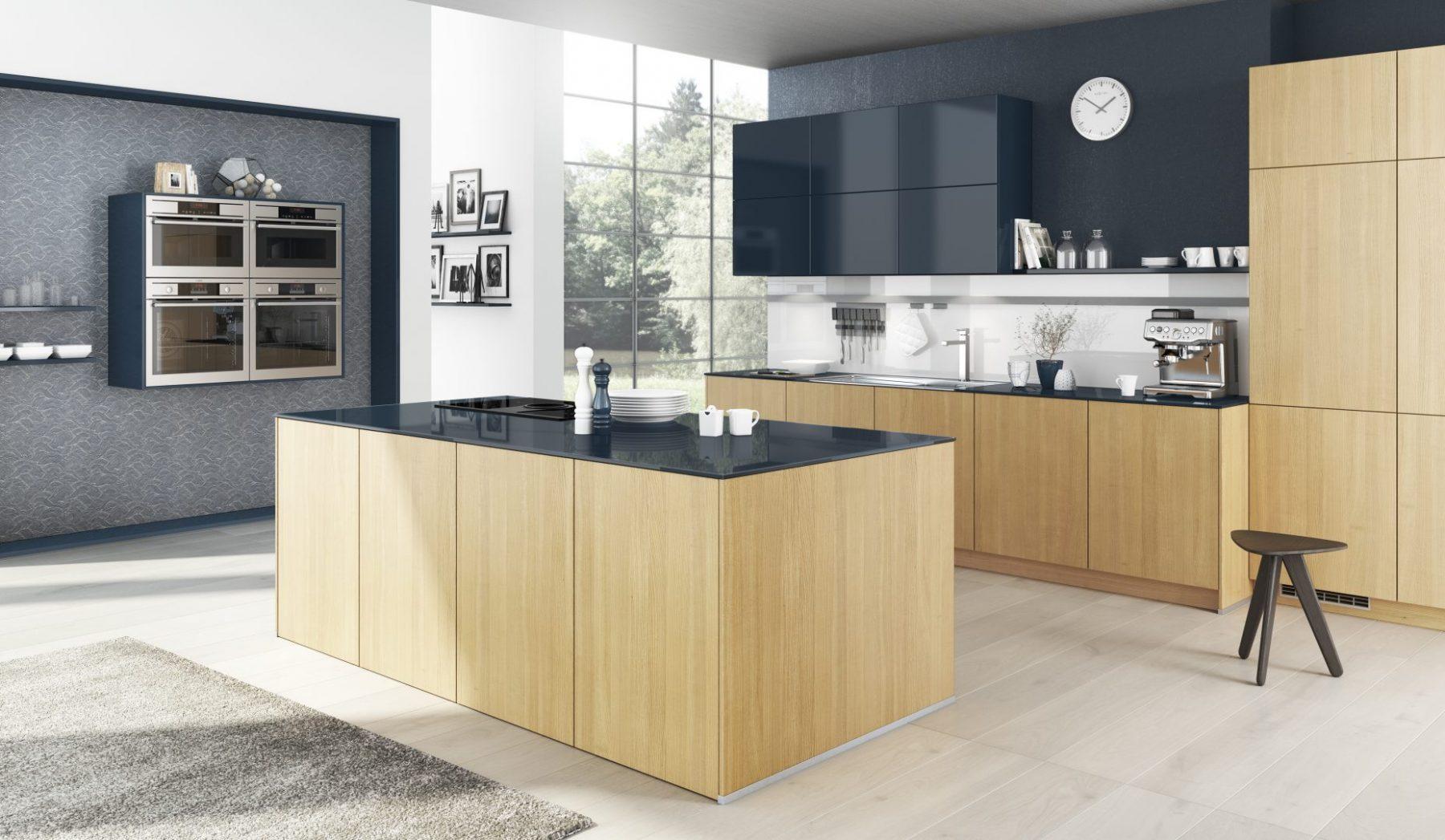 Bauforma-Küche-Holz