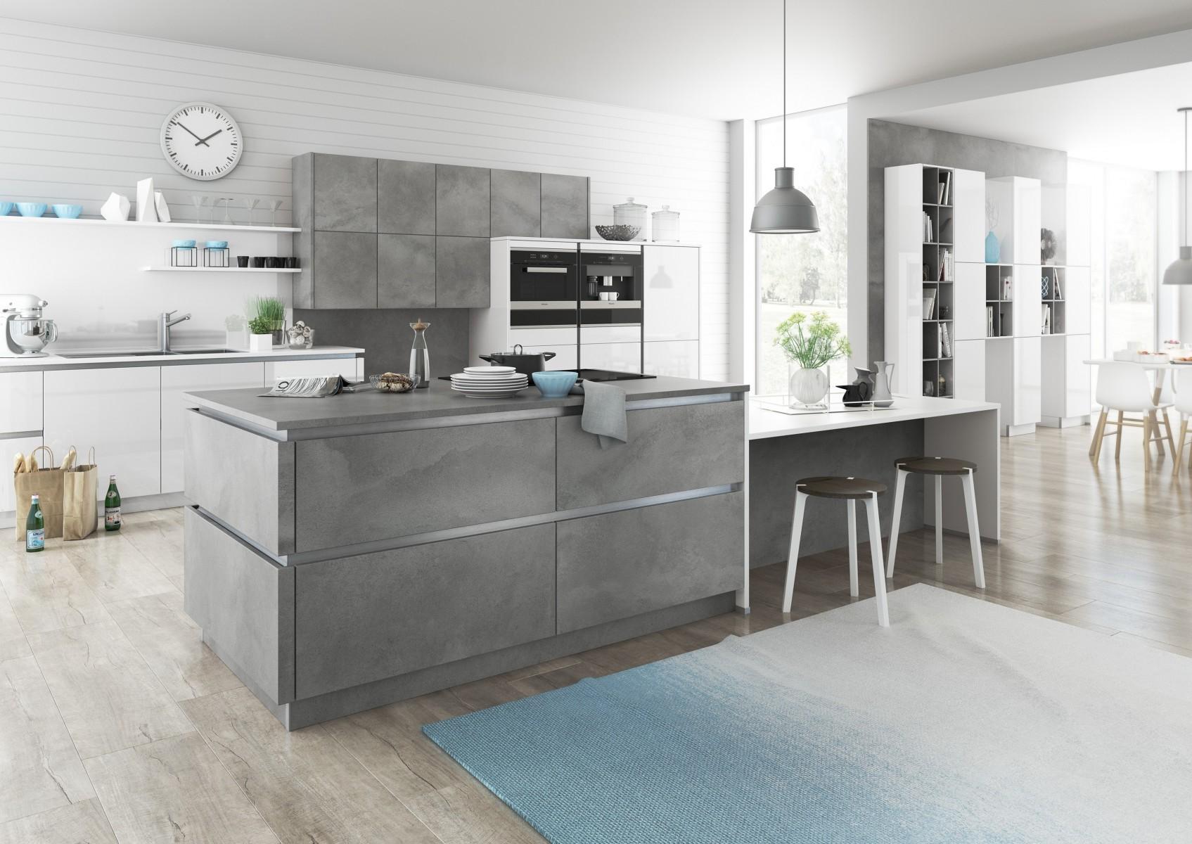Artego Küche Beton