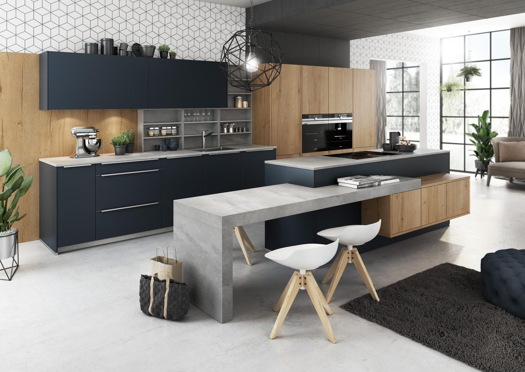 Artego Küche Dunkel