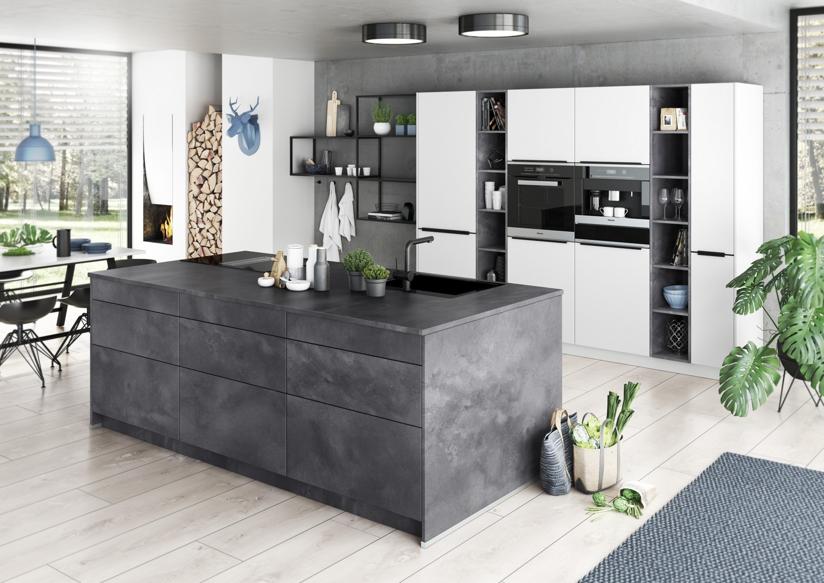 Artego Küche Insel