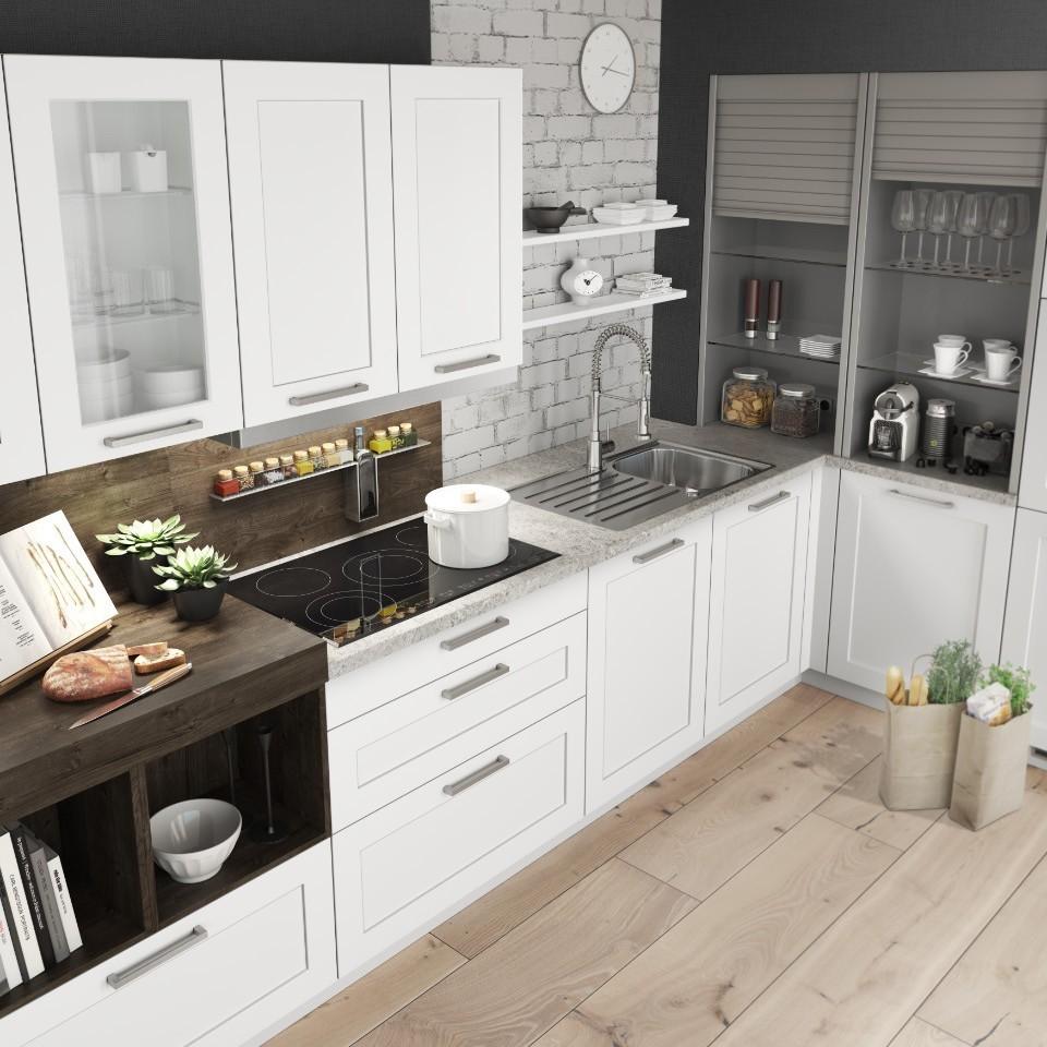 Artego Küche Landhaus
