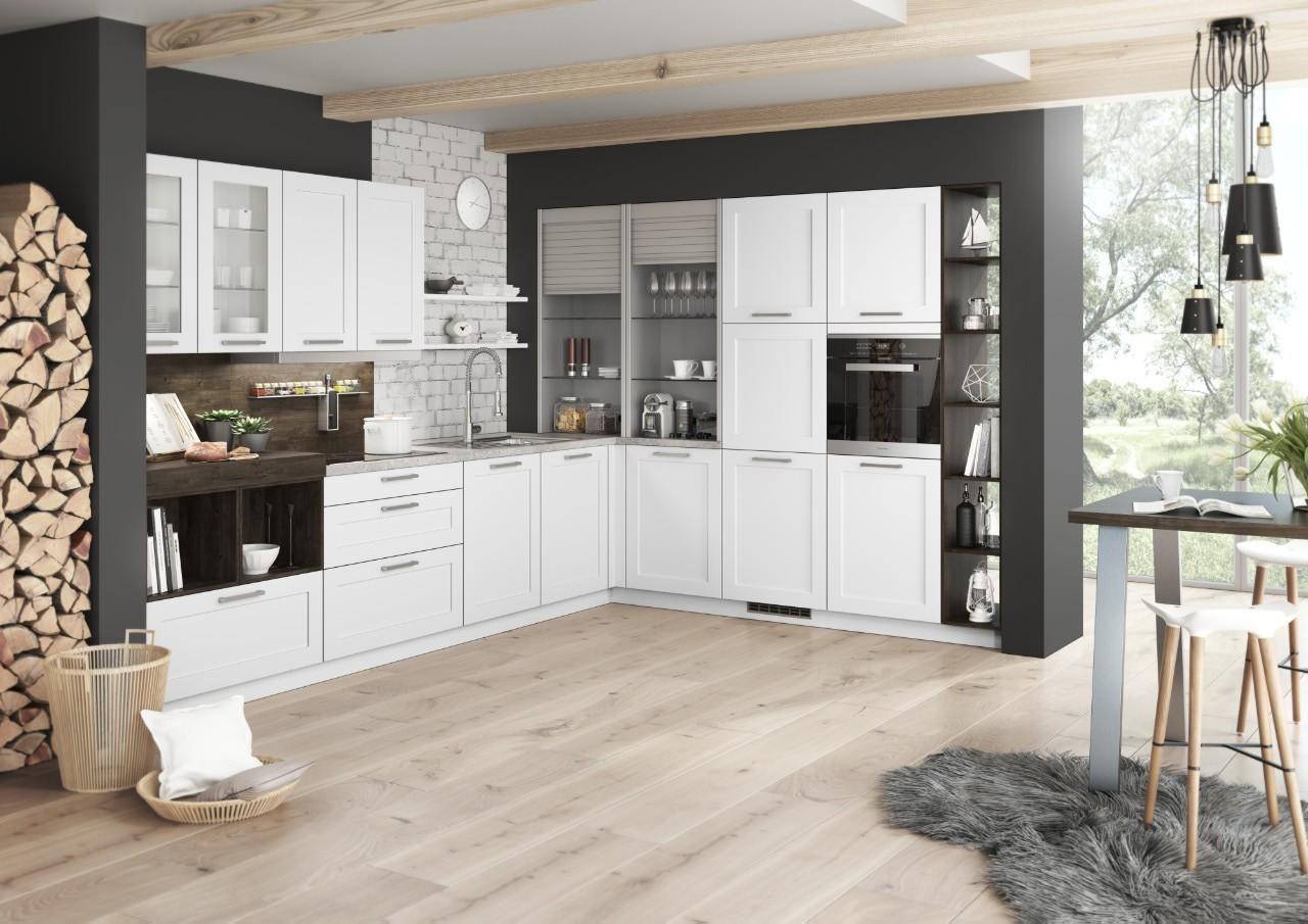 Artego Küche L-Form